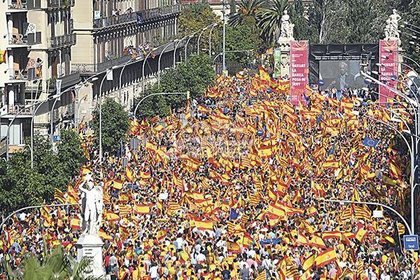 Fervor patriótico desborda calles de Madrid - Diario Extra Costa Rica