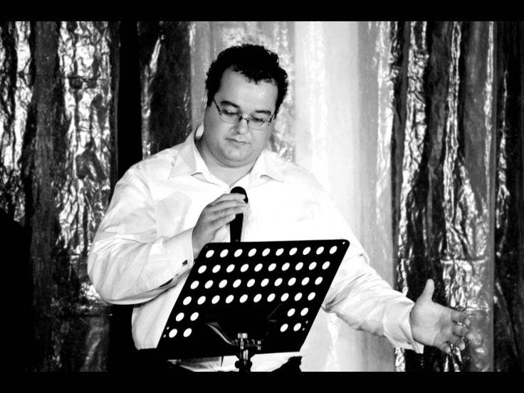 Luciano Pavarotti O sole mio - Cristian Gombosanu (COVER)