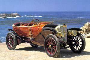 1911 Mercedes Skiff Woodie! ✏✏✏✏✏✏✏✏✏✏✏✏✏✏✏✏ AUT…