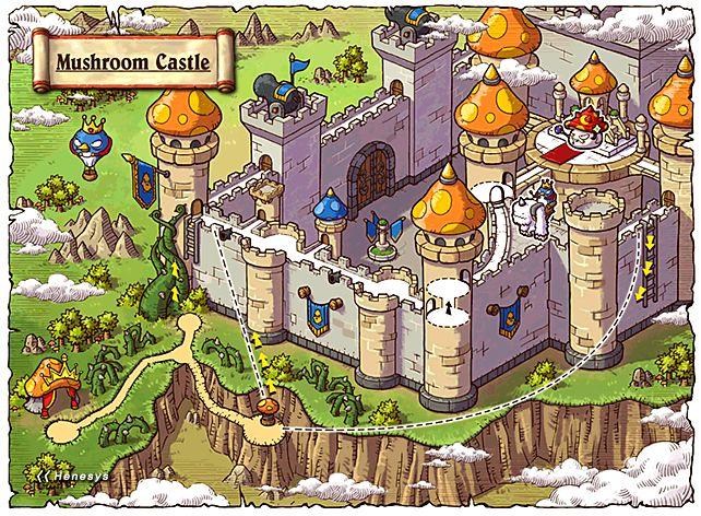 Mushroom Castle | Hidden Street