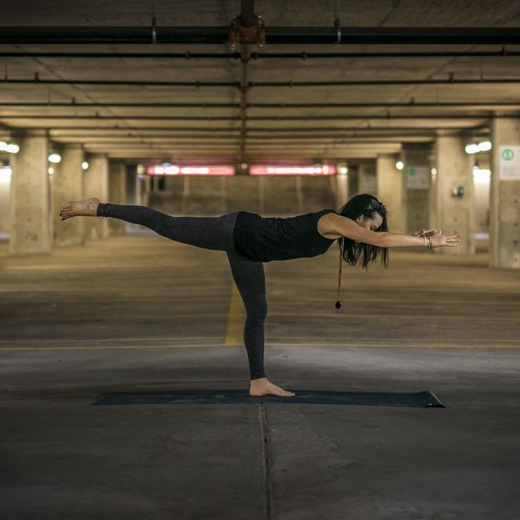 Yoga for Leadership - Warrior 3