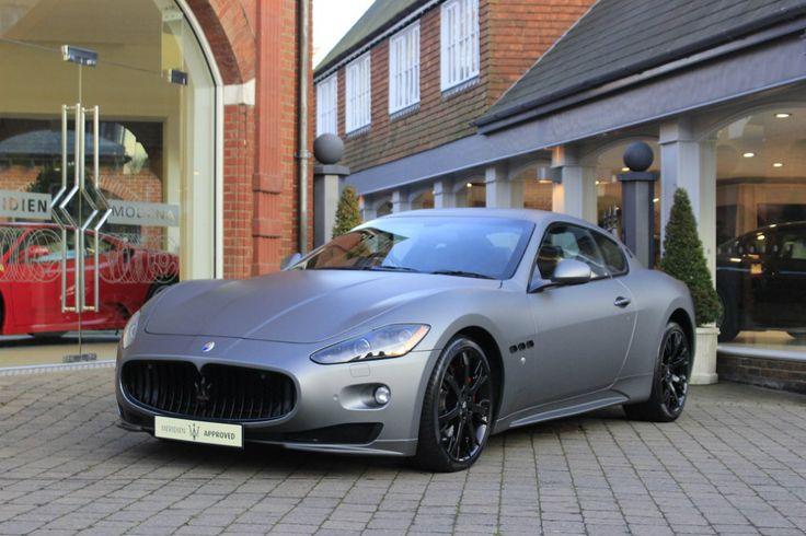 Maserati Granturismo 4.7 S 2dr