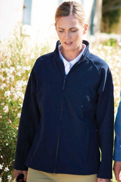 Jachetă Softshell de damă Uproar Regatta Professional   logofashion.ro #regattaprofessional #outdoor #softshellpromotionale #jachetepersonalizate #imbracamintelucru #personalizaregeci