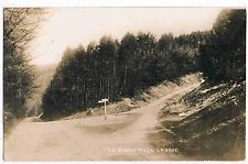 OXFORDSHIRE - RPPC - THE GOOSE-NECK, CHINNOR, 1910s