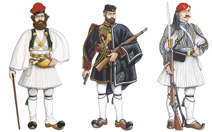 Did you know the history of foustanella? Worn by the emblematic Greek Evzones, the foustanella has come to be understood as a symbol of valiance, bravery and resistance....