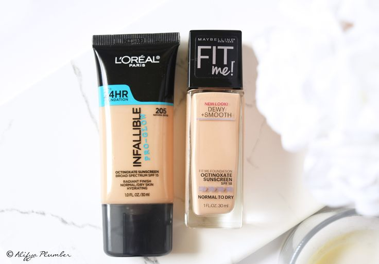 MAYBELLINE FIT ME DEWY + SMOOTH VS. LOREAL INFALLIBLE PRO-GLOW, MAYBELLINE FIT ME DEWY + SMOOTH, LOREAL INFALLIBLE PRO-GLOW, Loreal Infallible, Maybelline Fit me, Loreal Foundation, Maybelline Foundation, Foundations, Makeup, Skin, Face Makeup, Dewy Look, Dewy Foundation, Radiant Skin, Healthy Glow, Natural Makeup, Dry skin, Foundation for Dry Skin, Makeup Glow, 24hr Makeup, Medium Coverage, AlifyaLifestyle, Beauty Blogger, Bblogger,. Beauty, Loreal vs, Maybelline, Cosmetics, Drugstore…