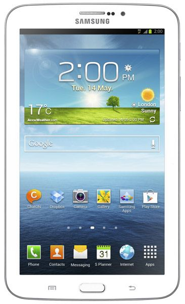 Samsung Galaxy Tab 3 presenteras