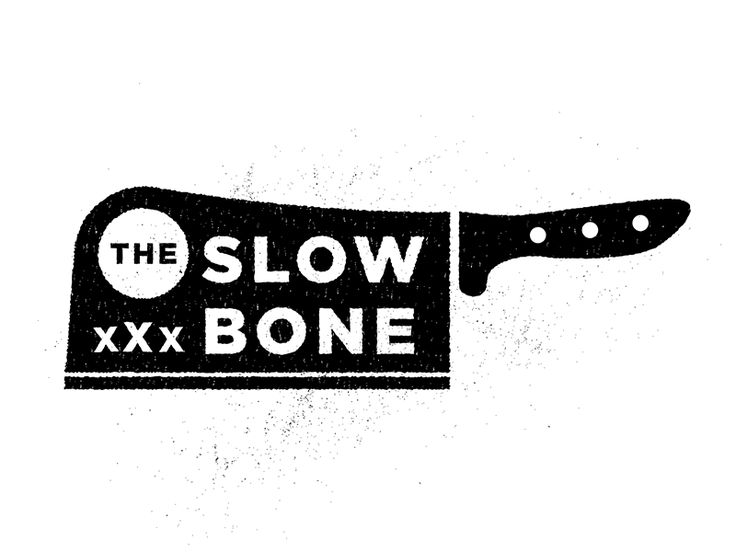 I like the use of the butcher knife in this logo. It gives off the impression that this company has something to do with food. The simplicity of it is really nice. I does sort of have a distressed look to it that I don't like though.