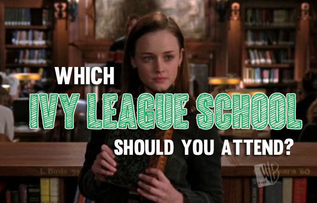 Which Ivy League School Should You Attend. I got Princeton