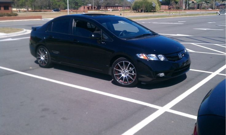 2009 Honda Civic #honda #civic
