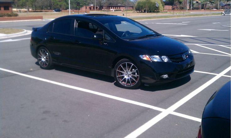 2009 Honda Civic #honda #civic