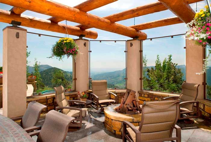 86 best contemporary mountain homes images on pinterest for Mountain home design trends