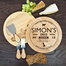 The perfect gift for the cheese lover in your life!