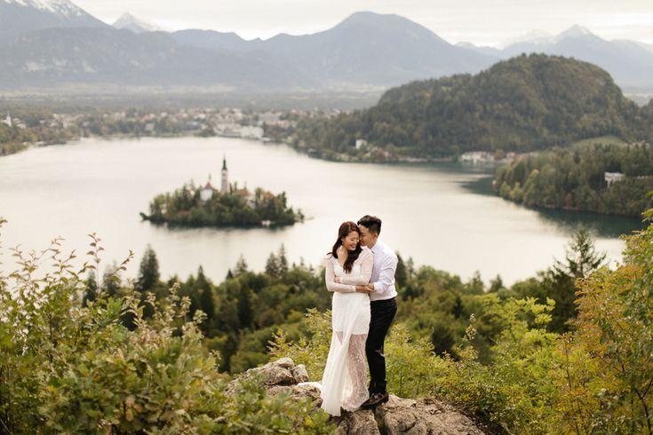 destination wedding Slovenia