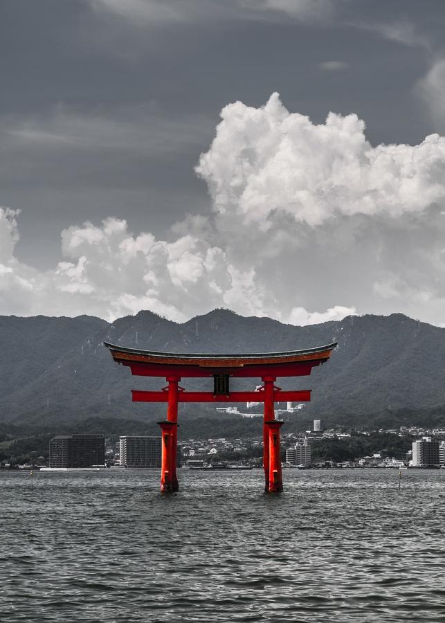 Itsukushima #japan #hiroshima