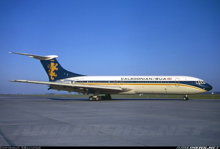 Vickers VC10 Srs1103 aircraft picture
