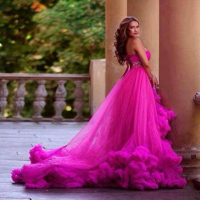 146 mejores imágenes de dresses en Pinterest | Graduación, Beautiful ...
