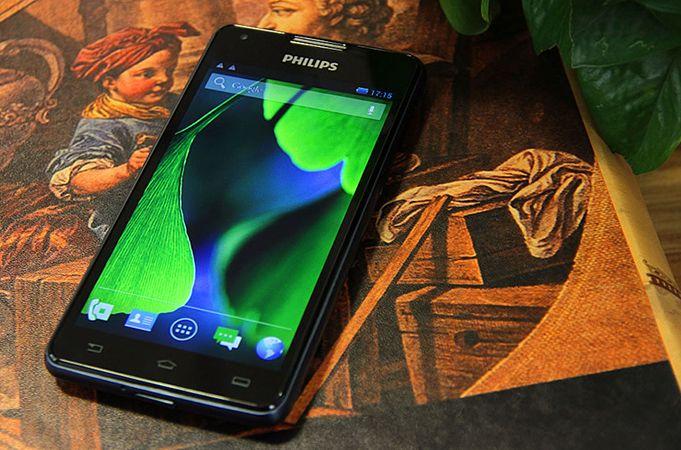 Philips W6618: smartphone de 5.5″ con una batería de 5300 mAh