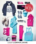 Win 1 of 6 Lorna Jane clothing vouchers worth R250 each | 30 June 2014