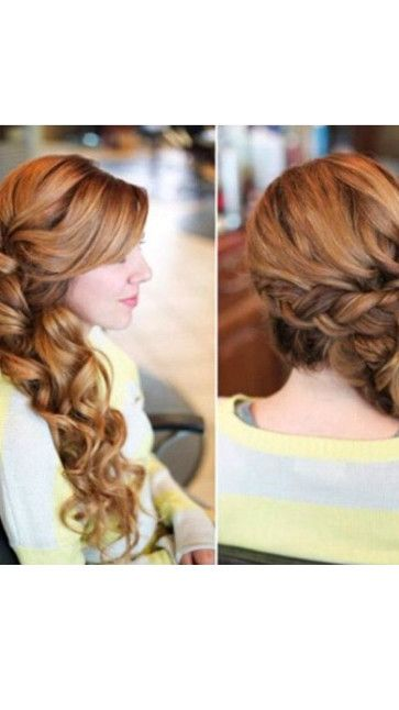 Getting ready for prom? Check out our top 12 prom styles for long hair | Hair & Beauty | Closer Online: