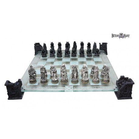 Šachovnice Vampire a Werewolf