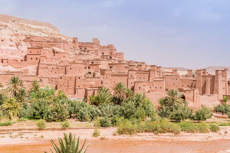Aït Ben Haddou - Morocco