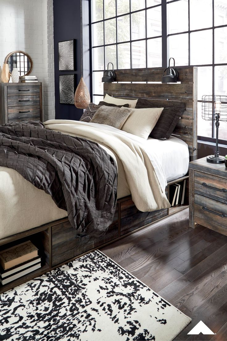 Drystan Bedroom Set When Merged In Just The Right Way