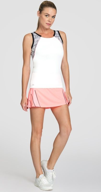 Tail Ladies Plus Size Tennis Outfits Tank Tops Skorts Taffy