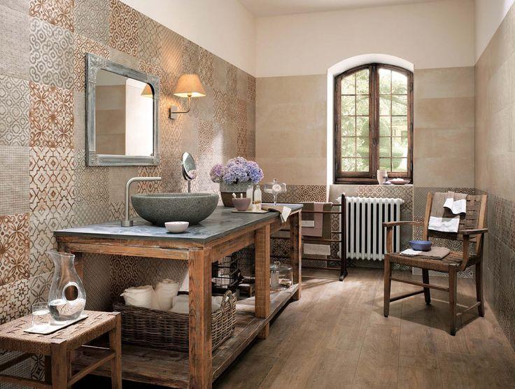 piastrelle per bagno Creta