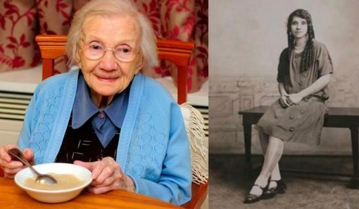 109-Year-Old Woman Says Avoiding Men Is The Secret To A Long
