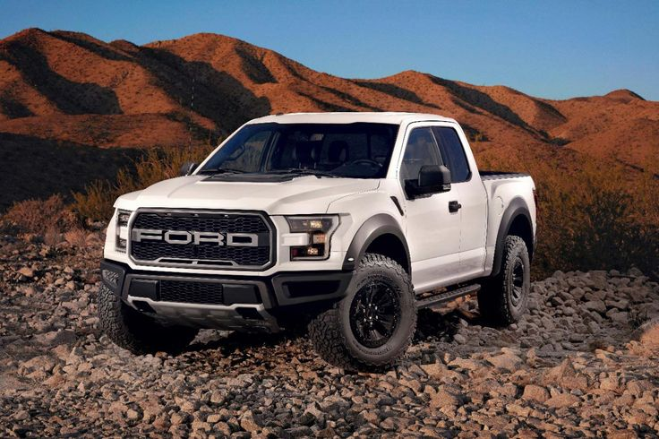 Ford starts accepting orders for 2017 F-150 Raptor