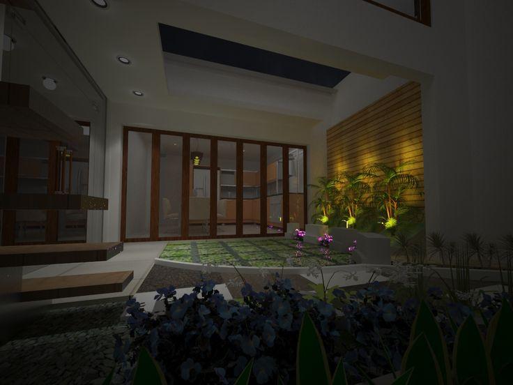 Jasa Desain Interior Banjarmasin Taman Rumah