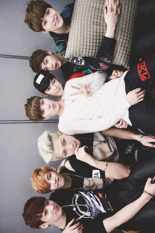 Jeon Jungkook, Kim Taehyung, Kim Namjoon, Jung Hoseok, Park Jimin, Kim Seokjin & Min Yoon Gi (BTS)