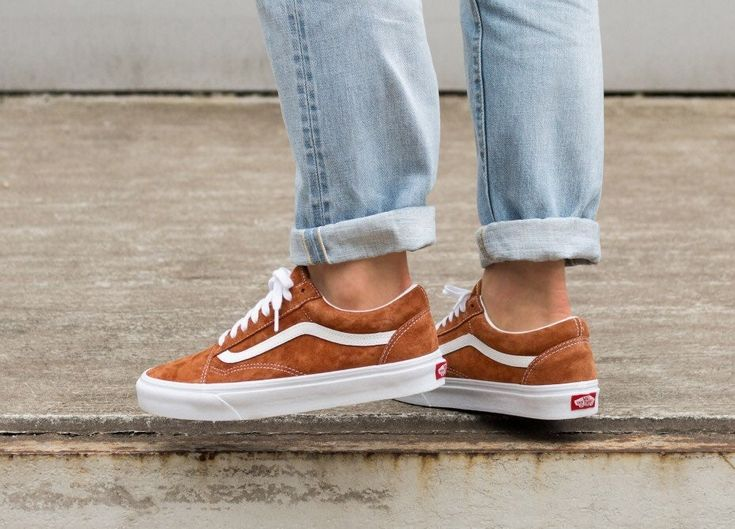 For a timeless skate inspired look, add the Old Skool Brown Pig ...