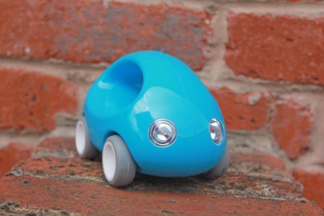 toys, activity toys, toy cars, plastic cars, go car Kid O Go Car, Toyella, published by Bobby Rabbit