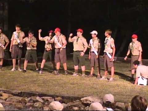 Cub/Boy Song - If I Were Not A Boy Scout - one of my favorites!