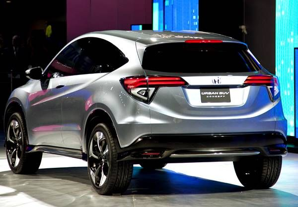 Pin By Newest Cars On Newestcars2017 Com Honda Hrv