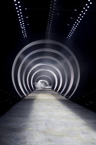 Hermes Paris Fashion Show 2010