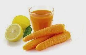 Suco de limão com cenoura e linhaça desintoxica, melhora a pele e elimina retenção de líquido | Cura pela Natureza.com.br