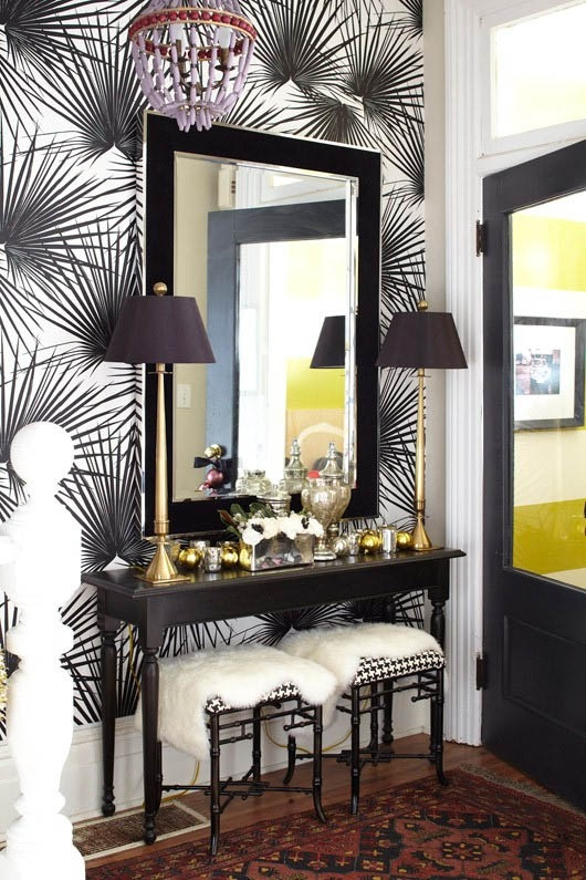 Best Foyer Images On Pinterest Console Tables Entry Hallway - Beautiful entryway idea
