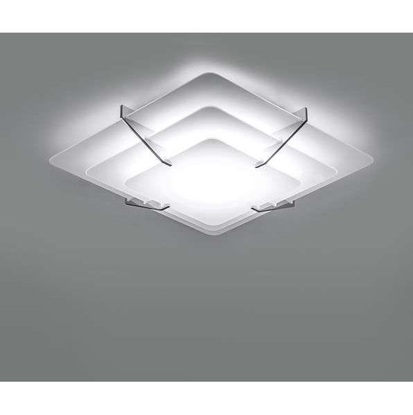 Tyylikäs Milan Iluminacion designvalaisin Escala led kattoplafondi