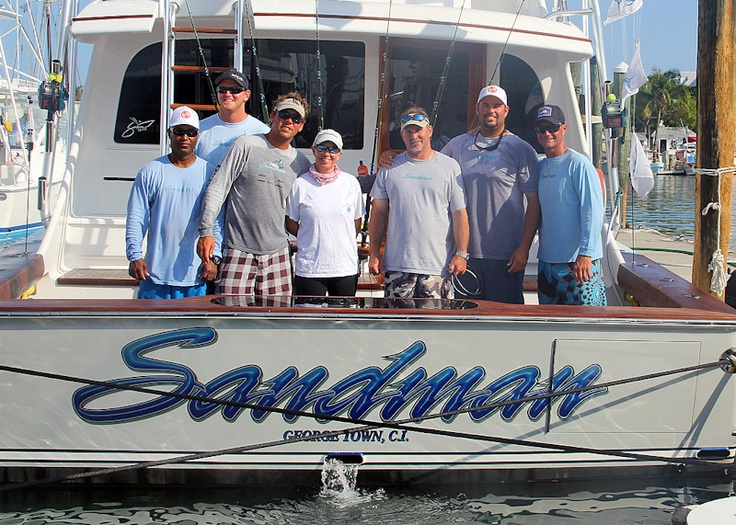 Sandman Defends World Sailfish Championship!   For the second straight year, Team Sandman held off 52 other boats to win the 2012 World Sailfish Championship presented by Bass Pro Shops.