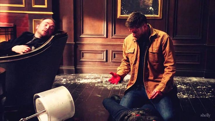 Dean Winchester - Say Something - Before you watch this--I'm sorry...