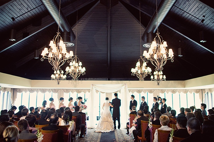 The Country Club banquet hall