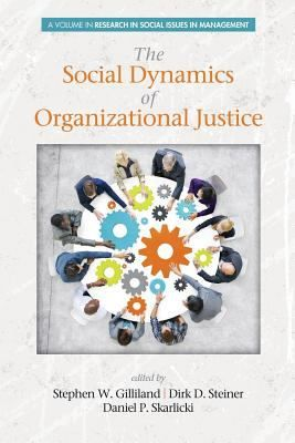 "Gilliland, Stephen. ""The social dynamics of organizational justice"". Information Age Publishing, Inc., [2014]. Location: 68.20-SOC IESE Library Barcelona"