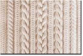 Znalezione obrazy dla zapytania wzory na druty warkocze