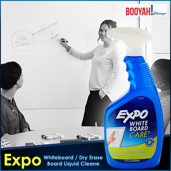 #GenuineImportedProductsDirectFromUSA Only at http://Booyahchicago.com  Expo Whiteboard / Dry Erase Board Liquid Cleaner. Buy Now : https://tinyurl.com/y9svuz2h #OfficeSupplies #SchoolSupplies