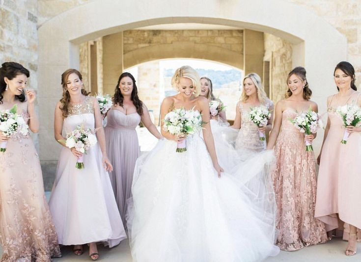 Anna Camp's Wedding (Brittany Snow As One Of The