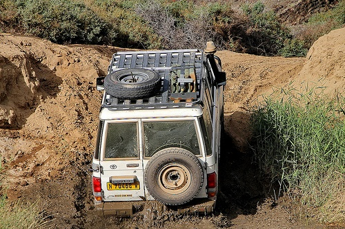 Offroad Namibia
