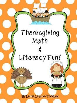 This Thanksgiving Activity pack is full of literacy and math fun for your class. Create a 'Wanted' poster, write a thanksgiving poem, complete a wordsearch, solve thanksgiving sudoku puzzles and solve pumpkin addition and subtraction! $